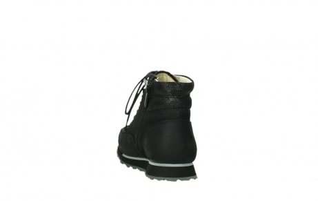 wolky lace up boots 05808 e funk 14000 black stretchleather_8