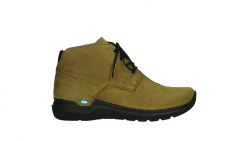 wolky lace up boots 06602 onani 11940 mustard nubuckleather_1