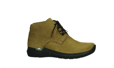 wolky lace up boots 06602 onani 11940 mustard nubuckleather_2
