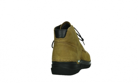 wolky lace up boots 06602 onani 11940 mustard nubuckleather_20