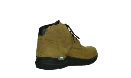 wolky lace up boots 06602 onani 11940 mustard nubuckleather_22