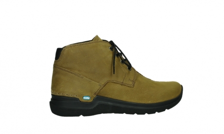 wolky lace up boots 06602 onani 11940 mustard nubuckleather_24