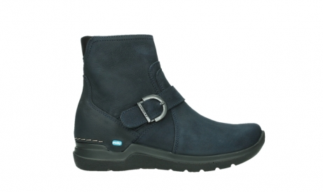 wolky ankle boots 06611 okay 11800 blue nubuck_1