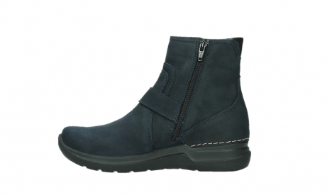wolky ankle boots 06611 okay 11800 blue nubuck_13