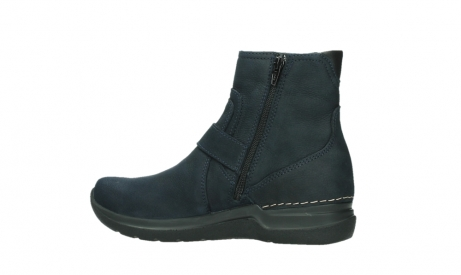 wolky ankle boots 06611 okay 11800 blue nubuck_14