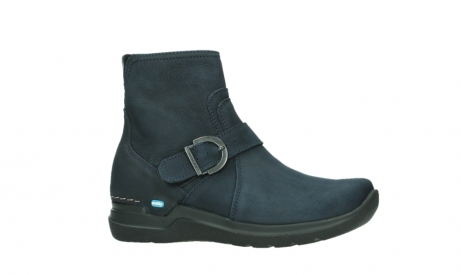 wolky ankle boots 06611 okay 11800 blue nubuck_2
