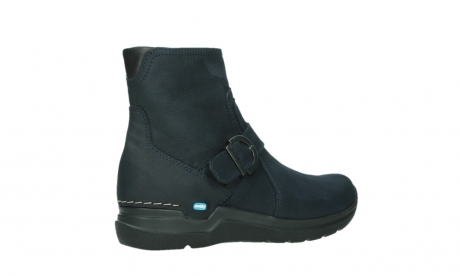 wolky ankle boots 06611 okay 11800 blue nubuck_23