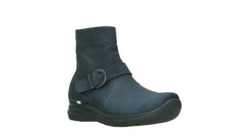 wolky ankle boots 06611 okay 11800 blue nubuck_4