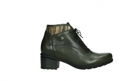 wolky ankle boots 07500 canton 29730 forestgreen leather_1