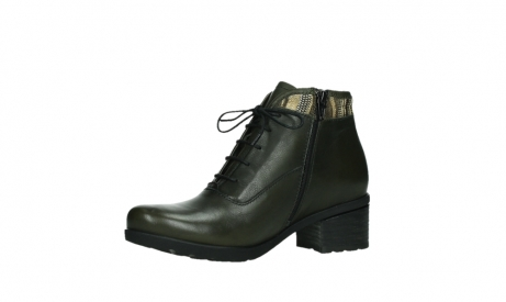 wolky ankle boots 07500 canton 29730 forestgreen leather_11