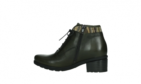 wolky ankle boots 07500 canton 29730 forestgreen leather_14