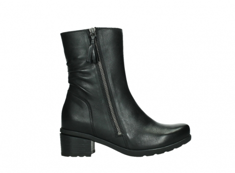 wolky mid calf boots 07501 skytree 20000 black leather_1