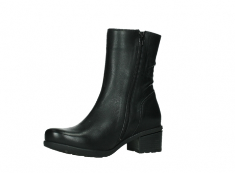 wolky mid calf boots 07501 skytree 20000 black leather_11