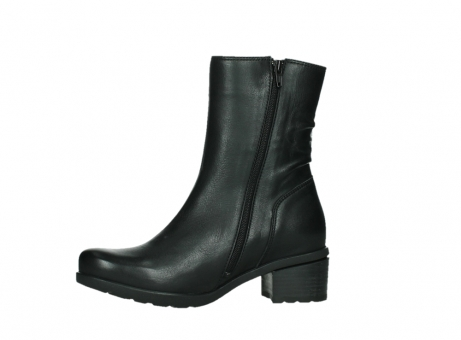 wolky mid calf boots 07501 skytree 20000 black leather_12