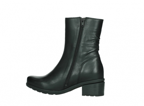 wolky mid calf boots 07501 skytree 20000 black leather_14