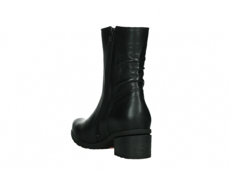 wolky mid calf boots 07501 skytree 20000 black leather_17