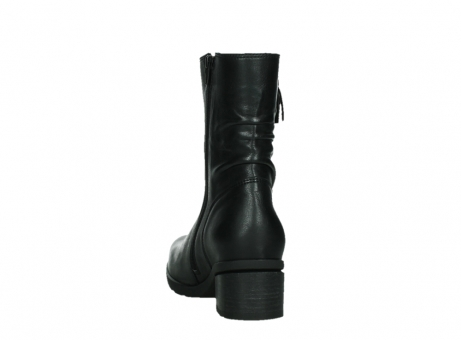 wolky mid calf boots 07501 skytree 20000 black leather_18