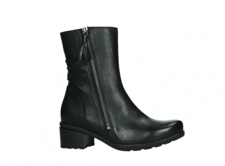 wolky mid calf boots 07501 skytree 20000 black leather_2