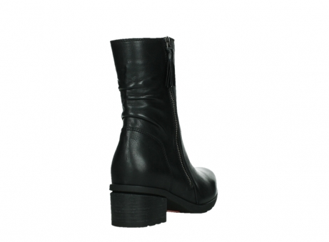 wolky mid calf boots 07501 skytree 20000 black leather_21