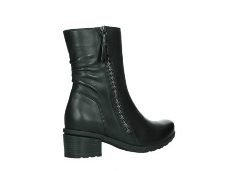 wolky mid calf boots 07501 skytree 20000 black leather_23