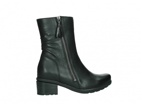 wolky mid calf boots 07501 skytree 20000 black leather_24