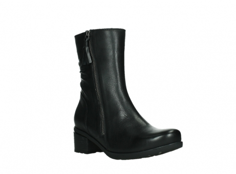 wolky mid calf boots 07501 skytree 20000 black leather_4