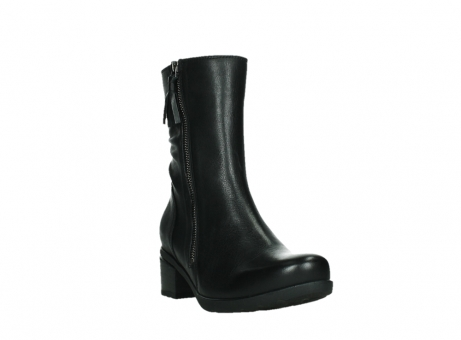wolky mid calf boots 07501 skytree 20000 black leather_5