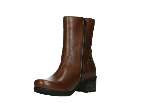wolky mid calf boots 07501 skytree 20430 cognac leather_10