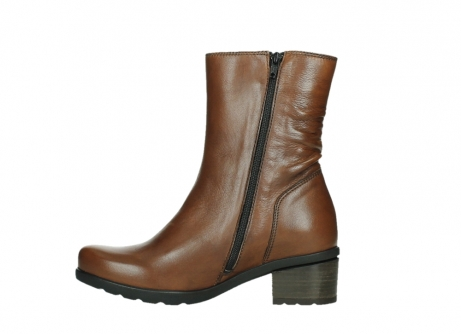 wolky mid calf boots 07501 skytree 20430 cognac leather_13