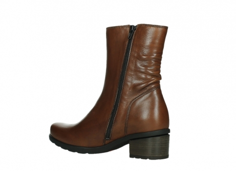 wolky mid calf boots 07501 skytree 20430 cognac leather_15