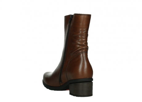 wolky mid calf boots 07501 skytree 20430 cognac leather_17