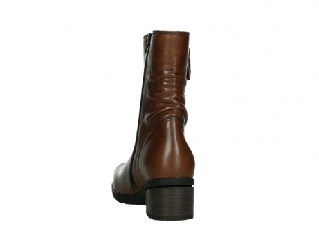 wolky mid calf boots 07501 skytree 20430 cognac leather_18