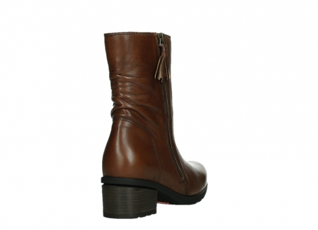 wolky mid calf boots 07501 skytree 20430 cognac leather_21