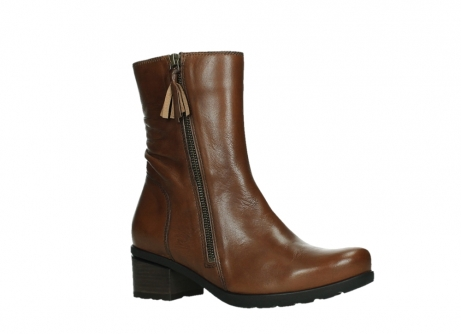 wolky mid calf boots 07501 skytree 20430 cognac leather_3