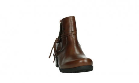wolky ankle boots 07502 aspire 29430 cognac leather_6