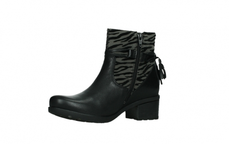 wolky ankle boots 07504 macau 28000 black effect leather_11