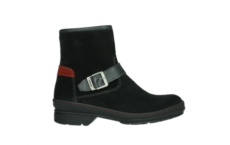 wolky ankle boots 07641 nitra 45000 black suede_1
