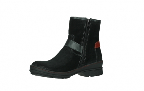 wolky ankle boots 07641 nitra 45000 black suede_11