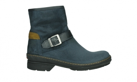 wolky ankle boots 07641 nitra 45800 blue suede_1