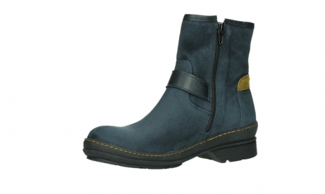wolky ankle boots 07641 nitra 45800 blue suede_11