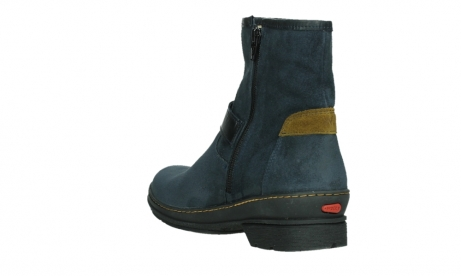 wolky ankle boots 07641 nitra 45800 blue suede_17