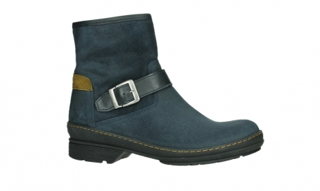 wolky ankle boots 07641 nitra 45800 blue suede_2