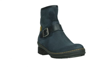 wolky ankle boots 07641 nitra 45800 blue suede_5