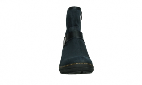 wolky ankle boots 07641 nitra 45800 blue suede_7