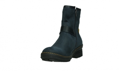wolky ankle boots 07641 nitra 45800 blue suede_9
