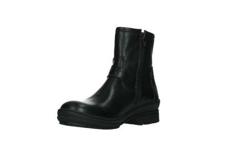 wolky ankle boots 07642 nitra wp 24000 black leather_10