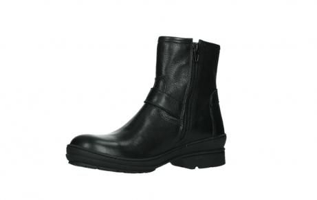 wolky ankle boots 07642 nitra wp 24000 black leather_11