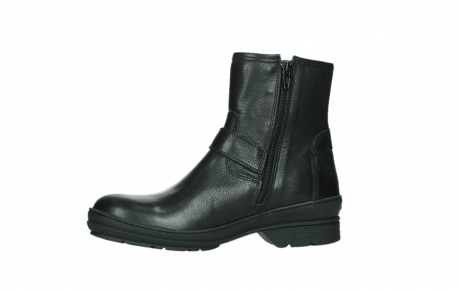 wolky ankle boots 07642 nitra wp 24000 black leather_12