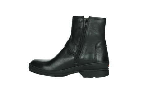 wolky ankle boots 07642 nitra wp 24000 black leather_14