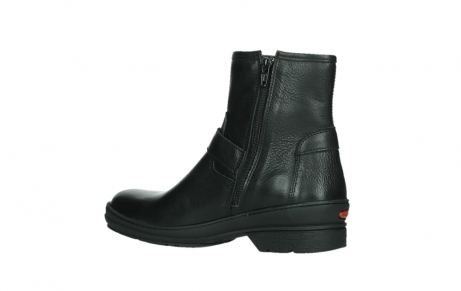wolky ankle boots 07642 nitra wp 24000 black leather_15